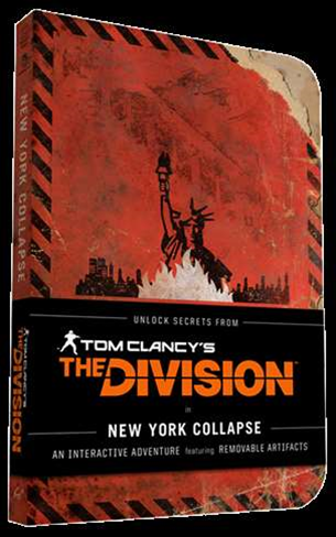 Ubisoft starts to tease the deeper mystery at the heart of The Division