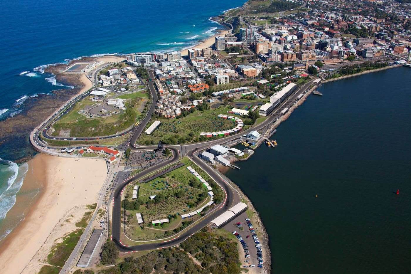 Newcastle Supercars street race confirmed
