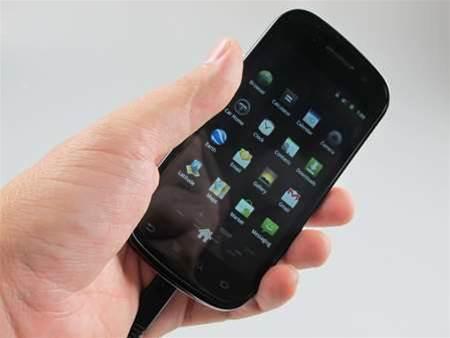 Review: Samsung Google Nexus S