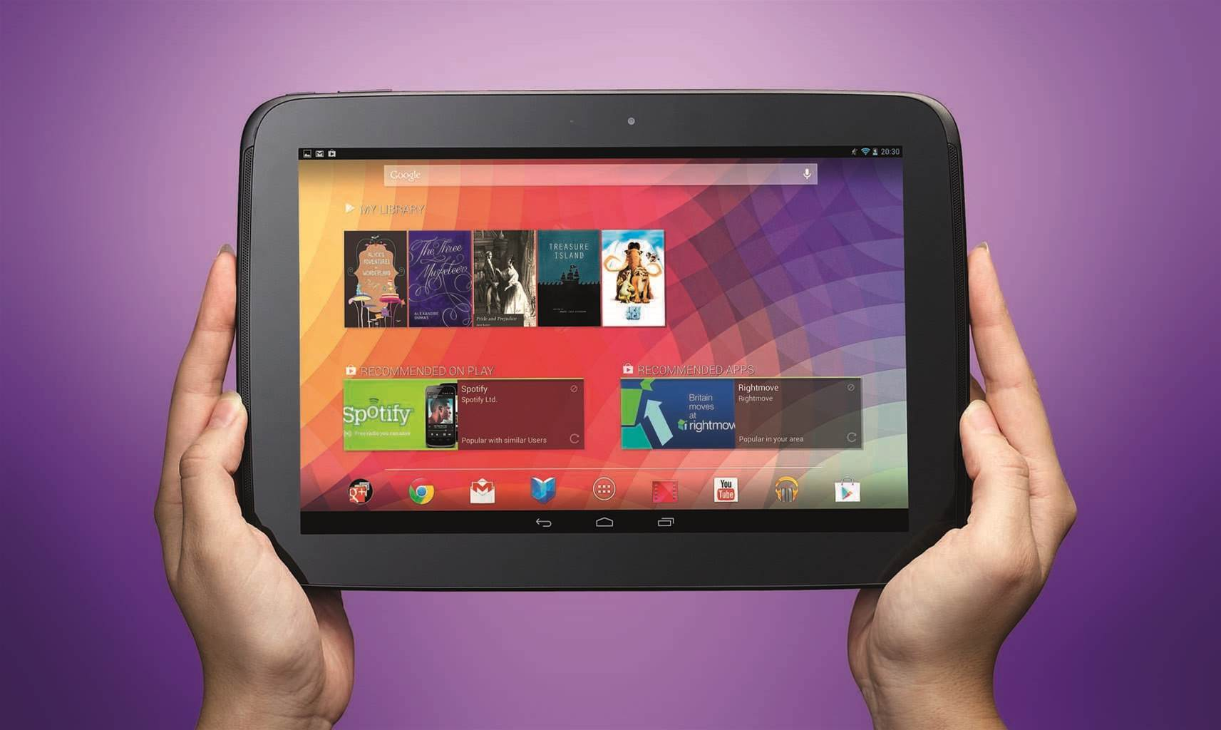 Review: Nexus 10