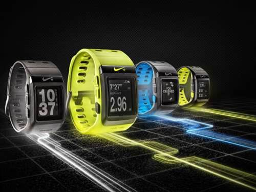 TomTom unveils new Nike+ SportWatch models