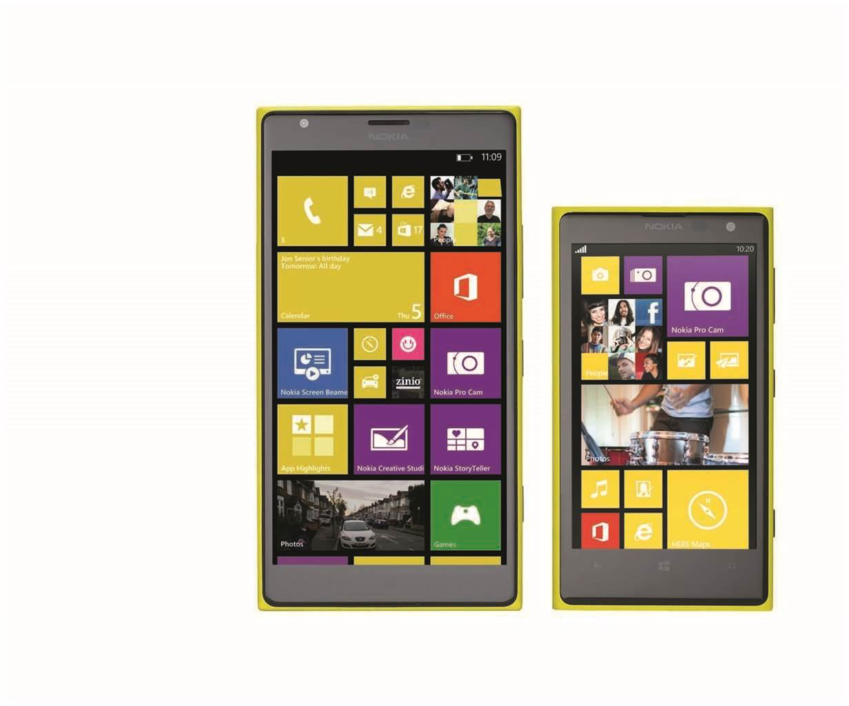 Review: Nokia Lumia 1520