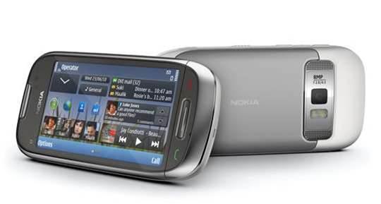 Nokia announces C7 smartphone with Vodafone