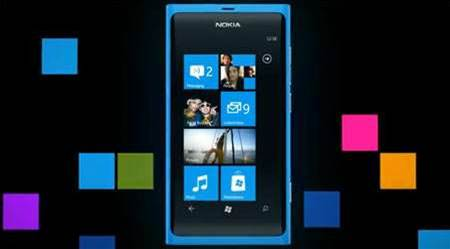 Nokia unveils Windows Phone Lumia 800