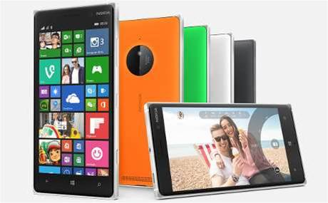 4G smartphones: Microsoft's Lumia 830