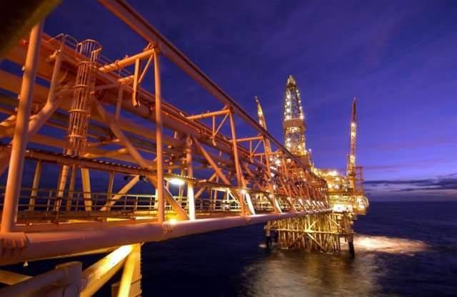 Woodside links offshore gas platforms