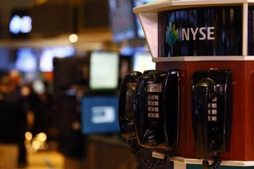 NYSE, United Airlines downed by tech glitches