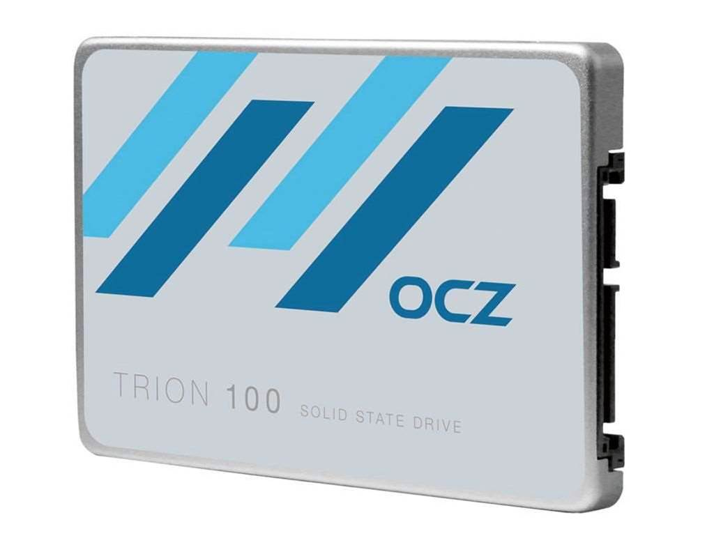 Review: OCZ Trion 100 Solid State Drive 480GB
