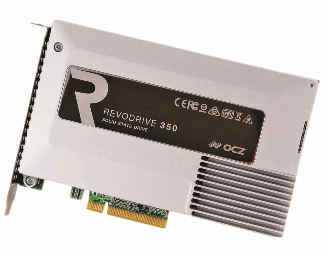 Review: OCZ RevoDrive 350