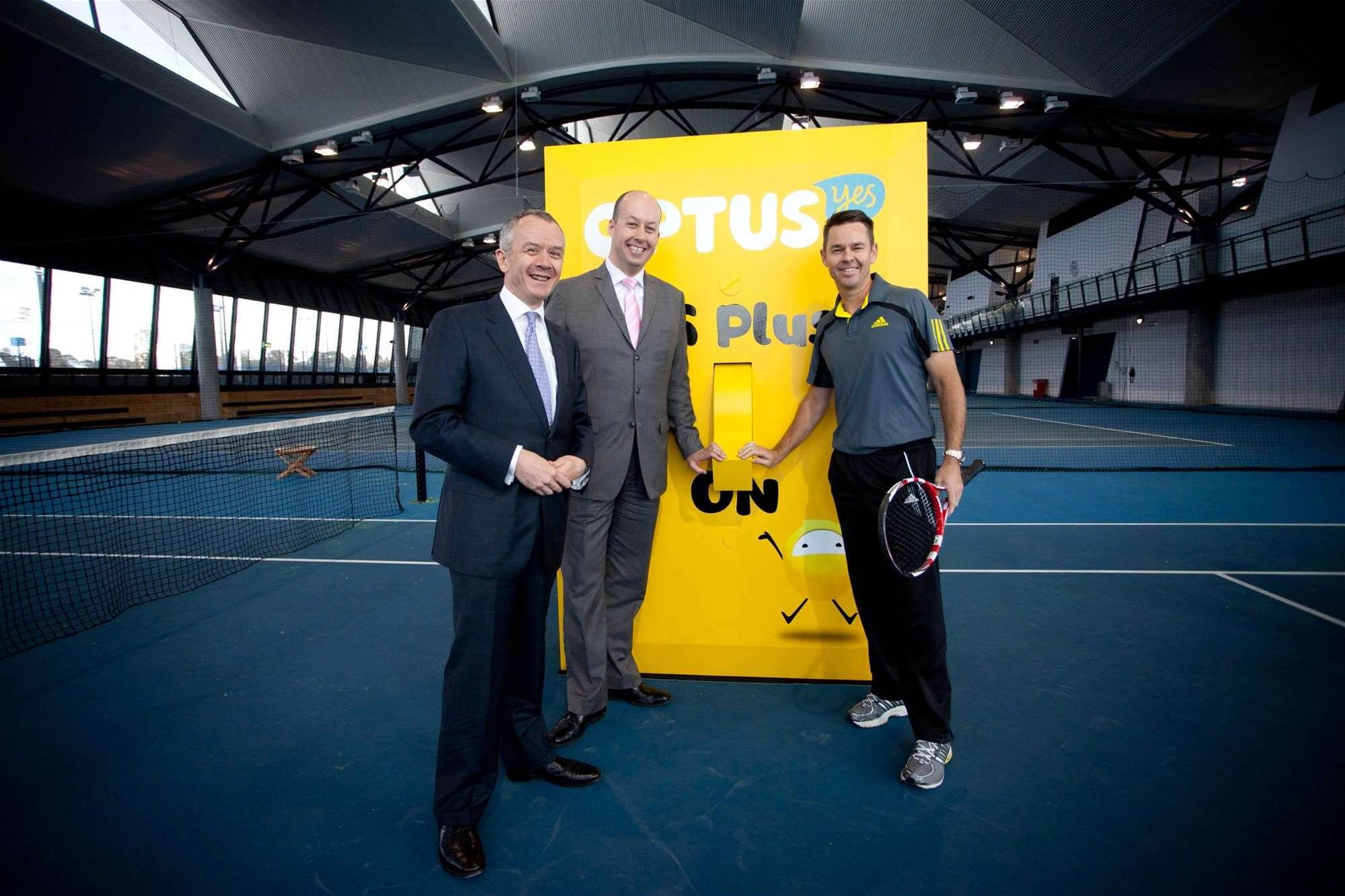 Optus expands TD-LTE network