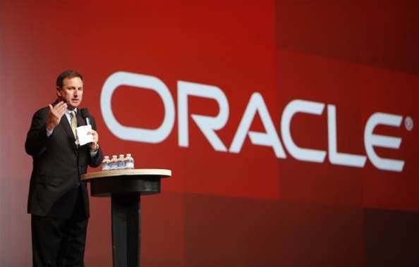Oracle headcount falls in Asia Pacific