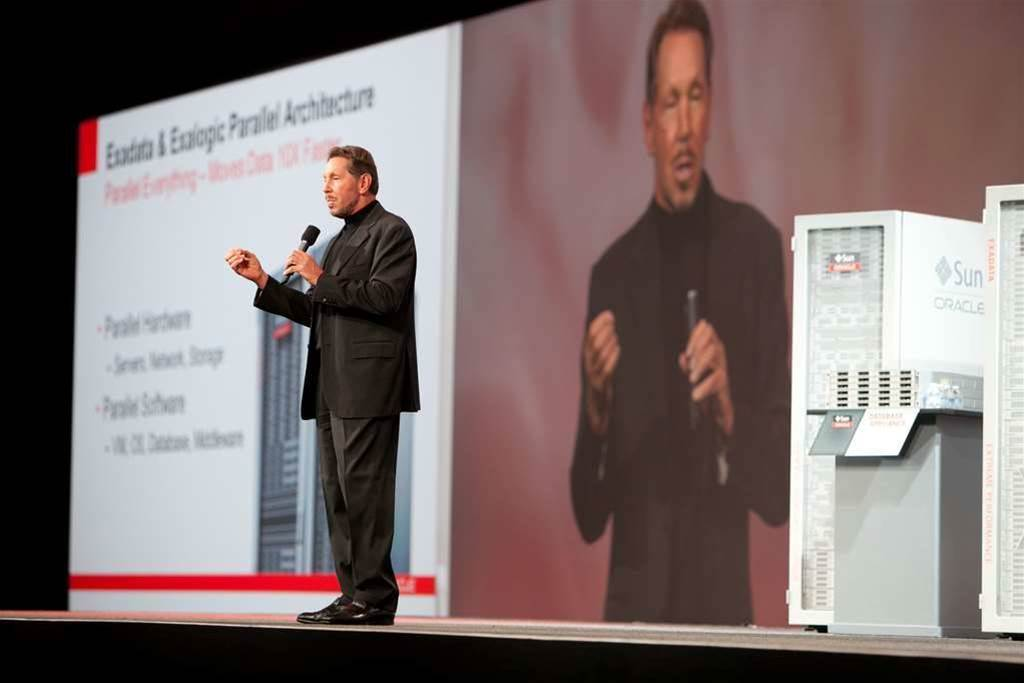 Oracle controls Fusion release in Australia