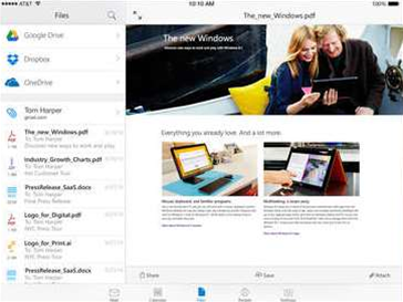 Microsoft Outlook is now on iPhone and iPad: why could this be useful?