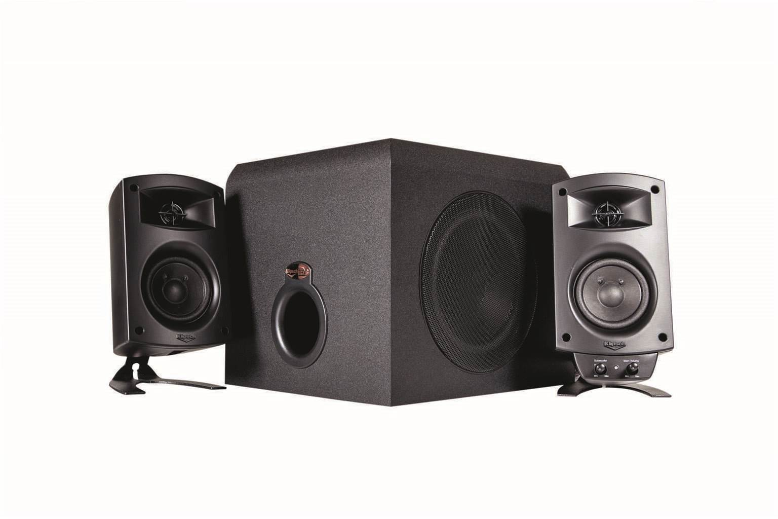 Review: Klipsch ProMedia 2.1