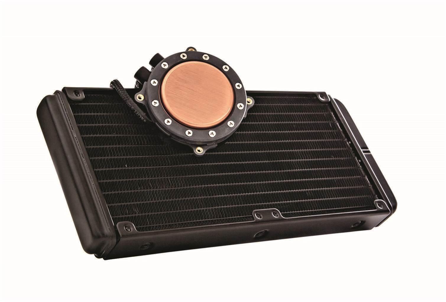 Labs Brief: Cooler Master Seidon 240M