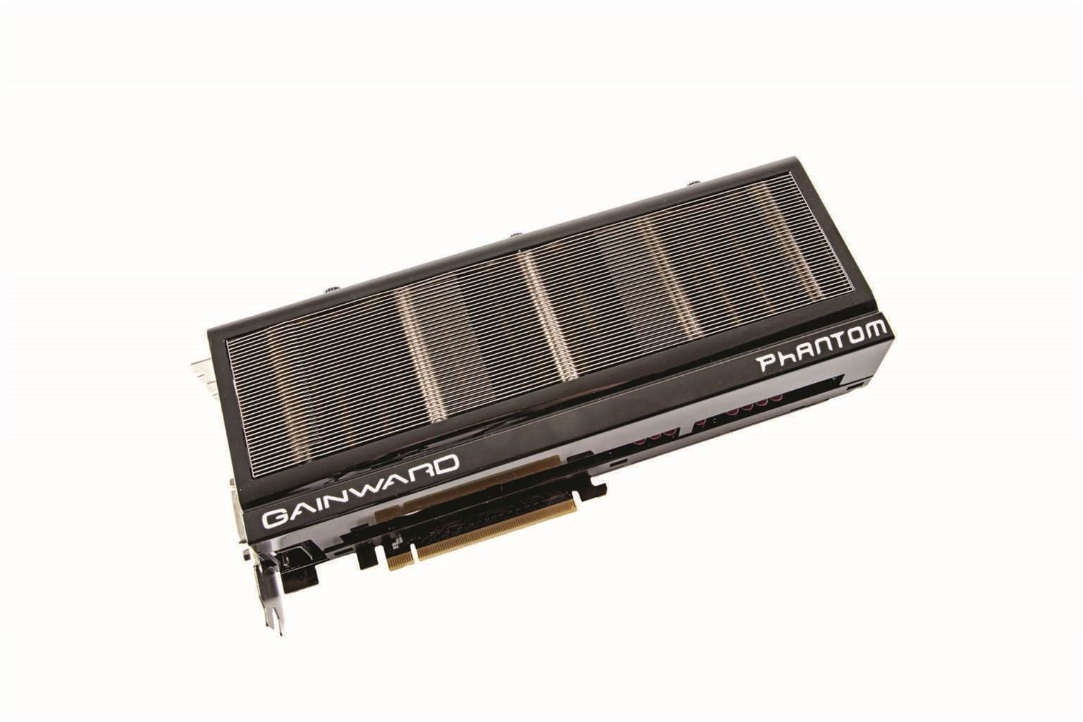 Review: Gainward Phantom GeForce GTX 770