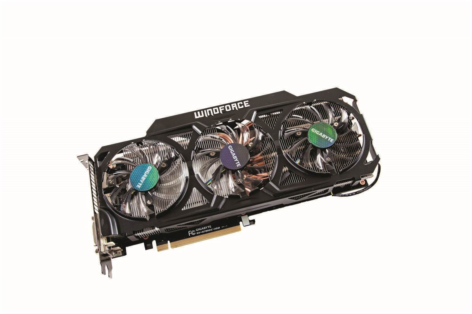 Review: Gigabyte GeForce GTX 780 OC Edition