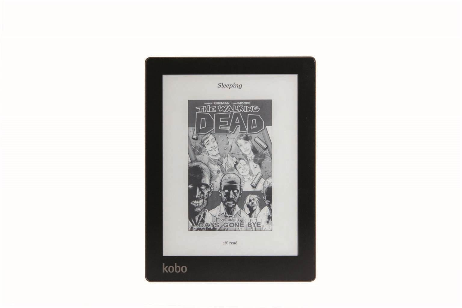 Labs Brief: Kobo Aura