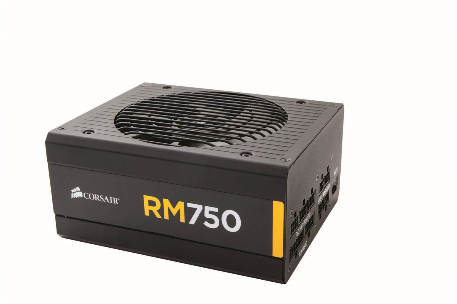 Labs Brief: Corsair RM750