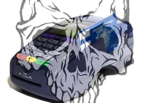 POS terminal malware found