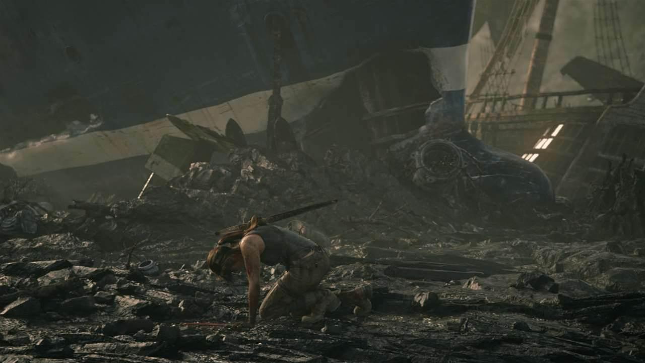 Tomb Raider ain't dead, man!