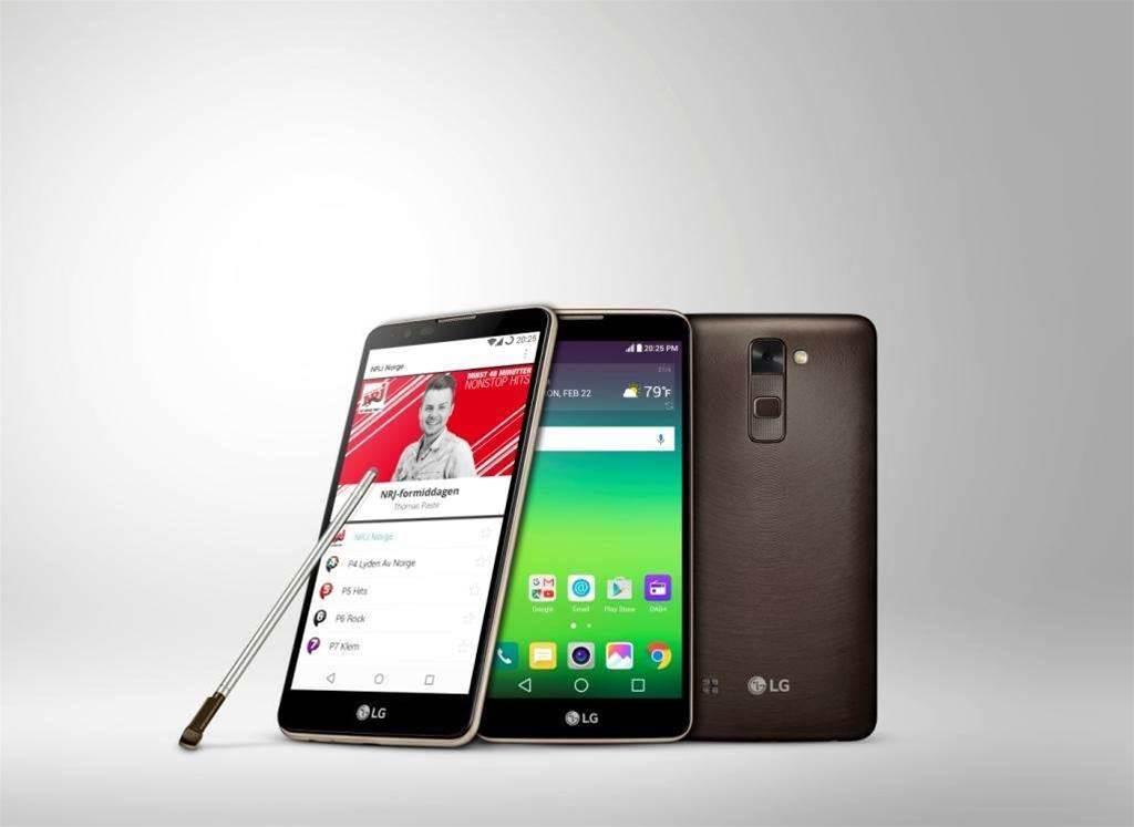 LG's digital radio-powered Stylus DAB+ launches in Australia