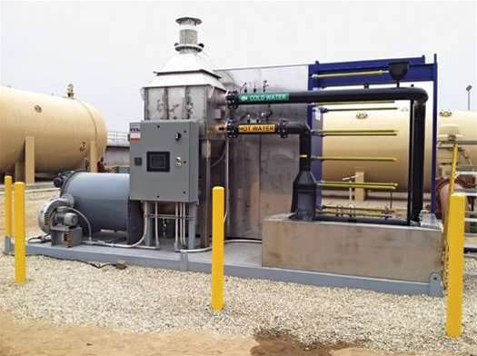Pasteurisation Technology Group Wastewater System