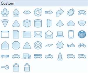 Paint.NET 4.06 adds custom shapes