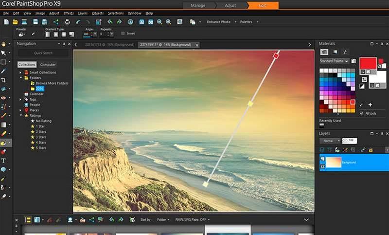 PaintShop Pro X9: the evolution continues