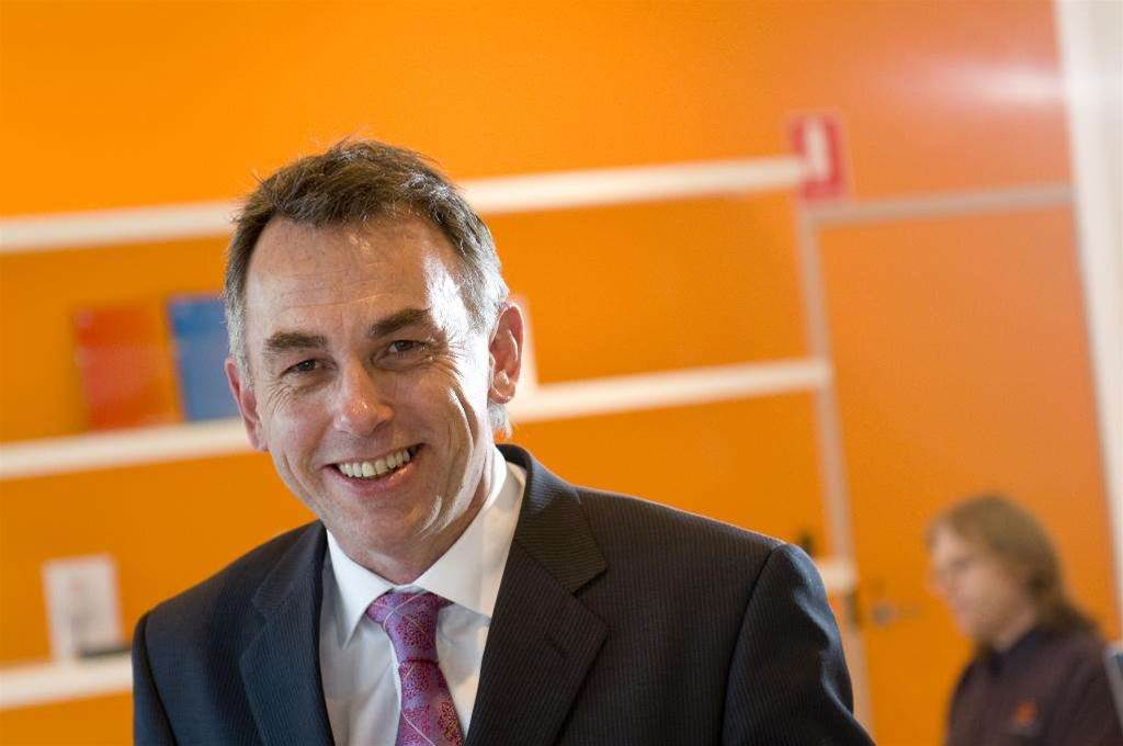 Four tech execs gone in Internode restructure