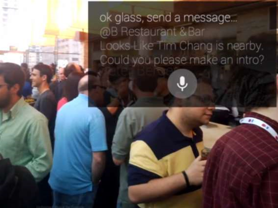 People+, the Glass app that tells you who to talk to