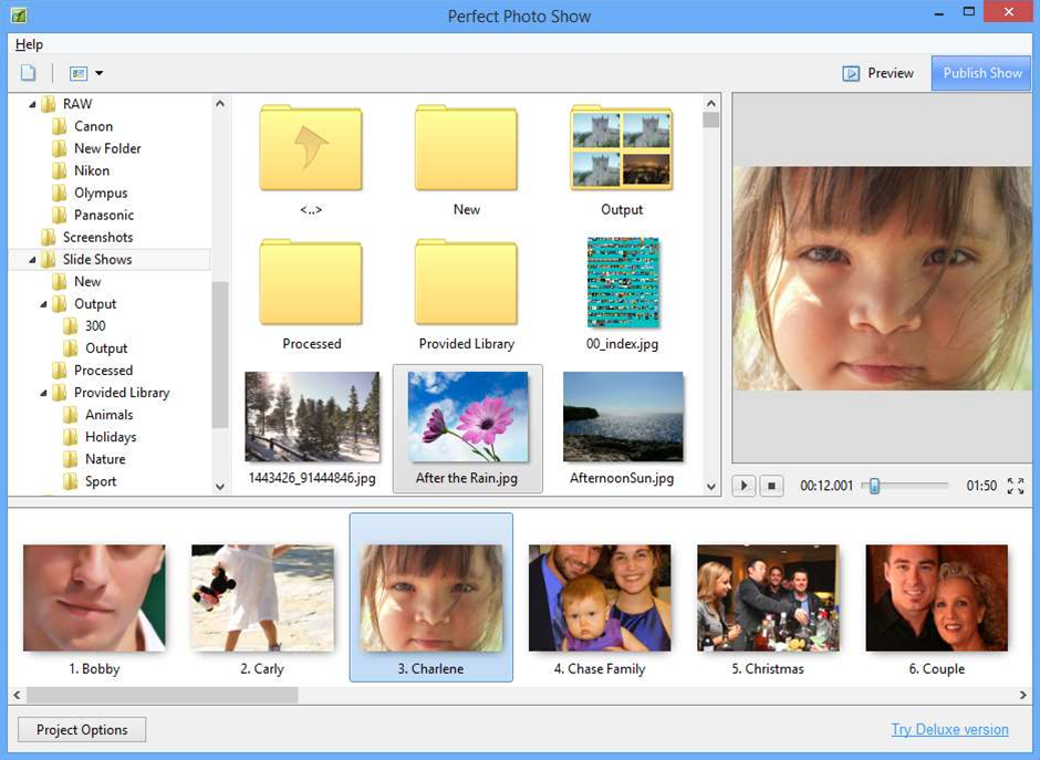 "WnSoft releases video slideshow creator ""Perfect Photo Show"""