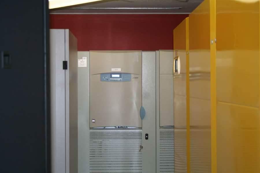 Photos: Inside Vocus' Perth iX data centre