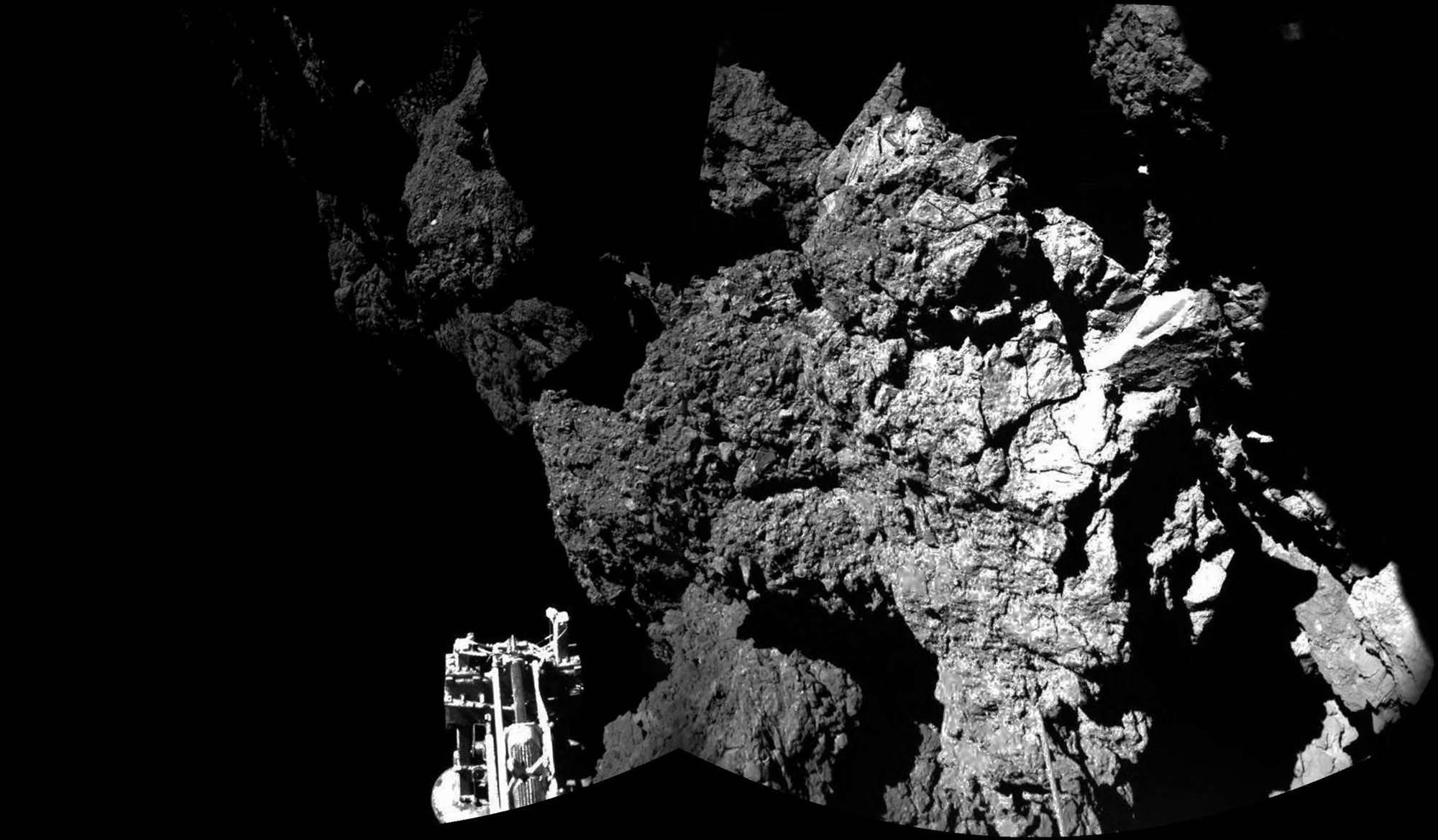 Rosetta's Philae Lander Is In Trouble
