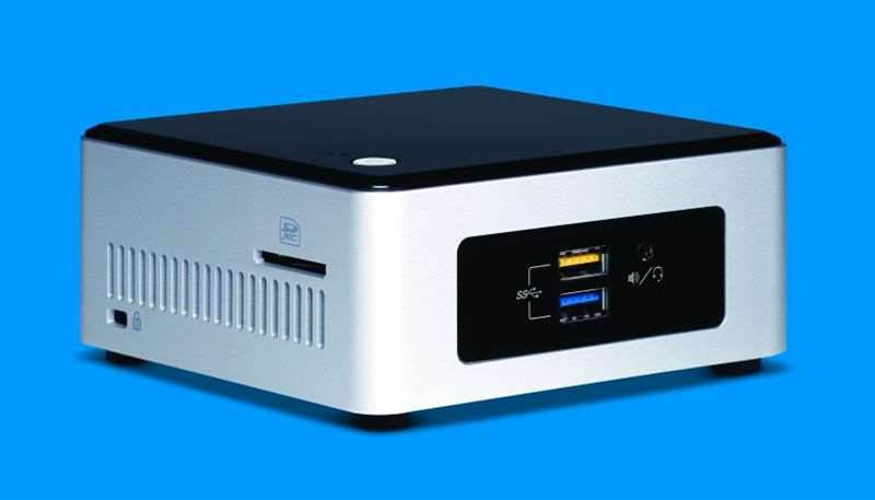 Review: Intel's NUC5PGYH NUC PC is plug and play and powerful