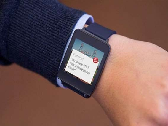 Pinterest plans to be on your new Android Wear watch