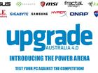 Enter your PC into Upgrade Australia 4.0