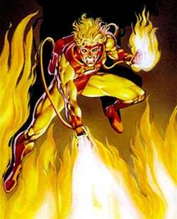 Marvel Heroes to celebrate Australia Day