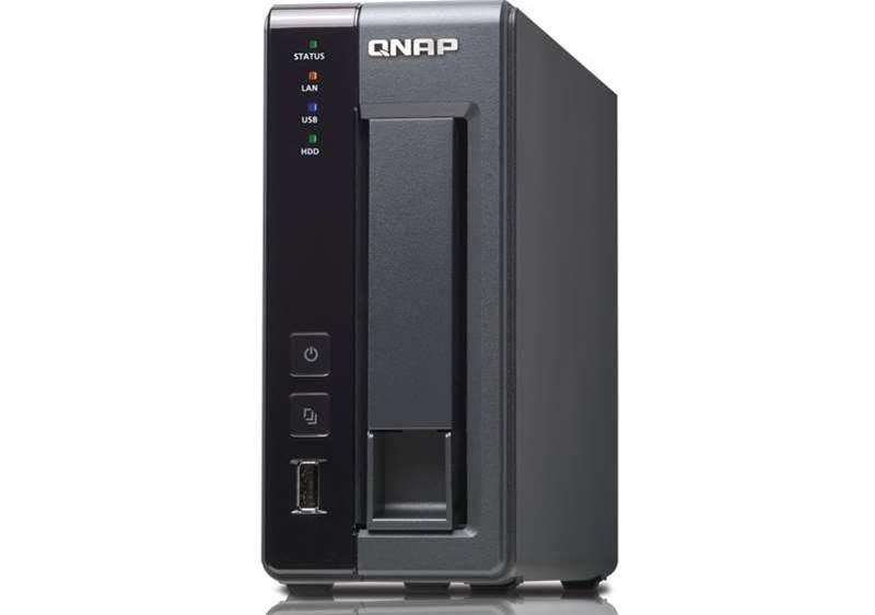 Product Brief: QNAP TS-119 II