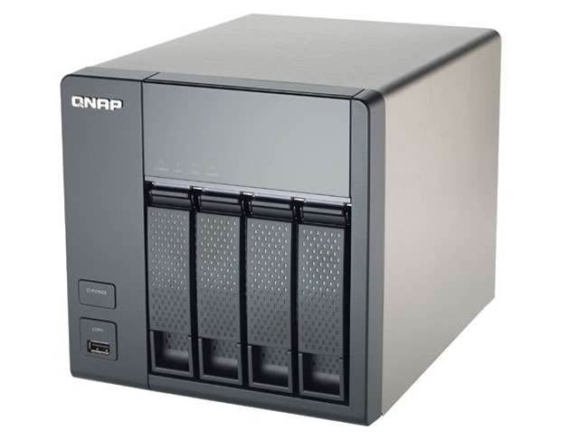 Qnap TS-420: a feature-packed and cloud-friendly NAS