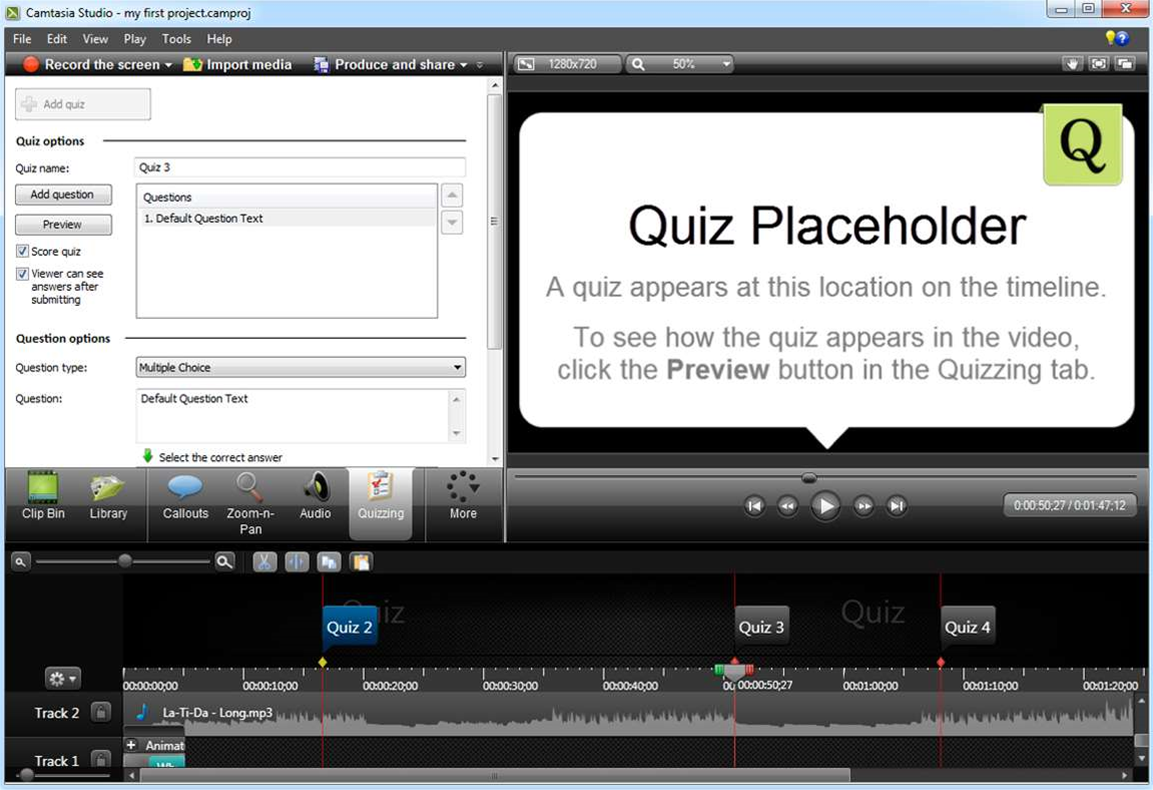 Camtasia Studio 8: a major video creation/editing upgrade