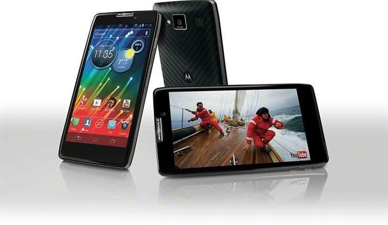 RAZR HD and M to launch exclusively on Telstra 4G