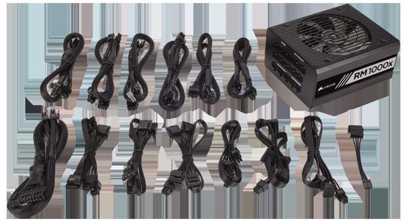 Corsair powers up the new rMX range of power supplies