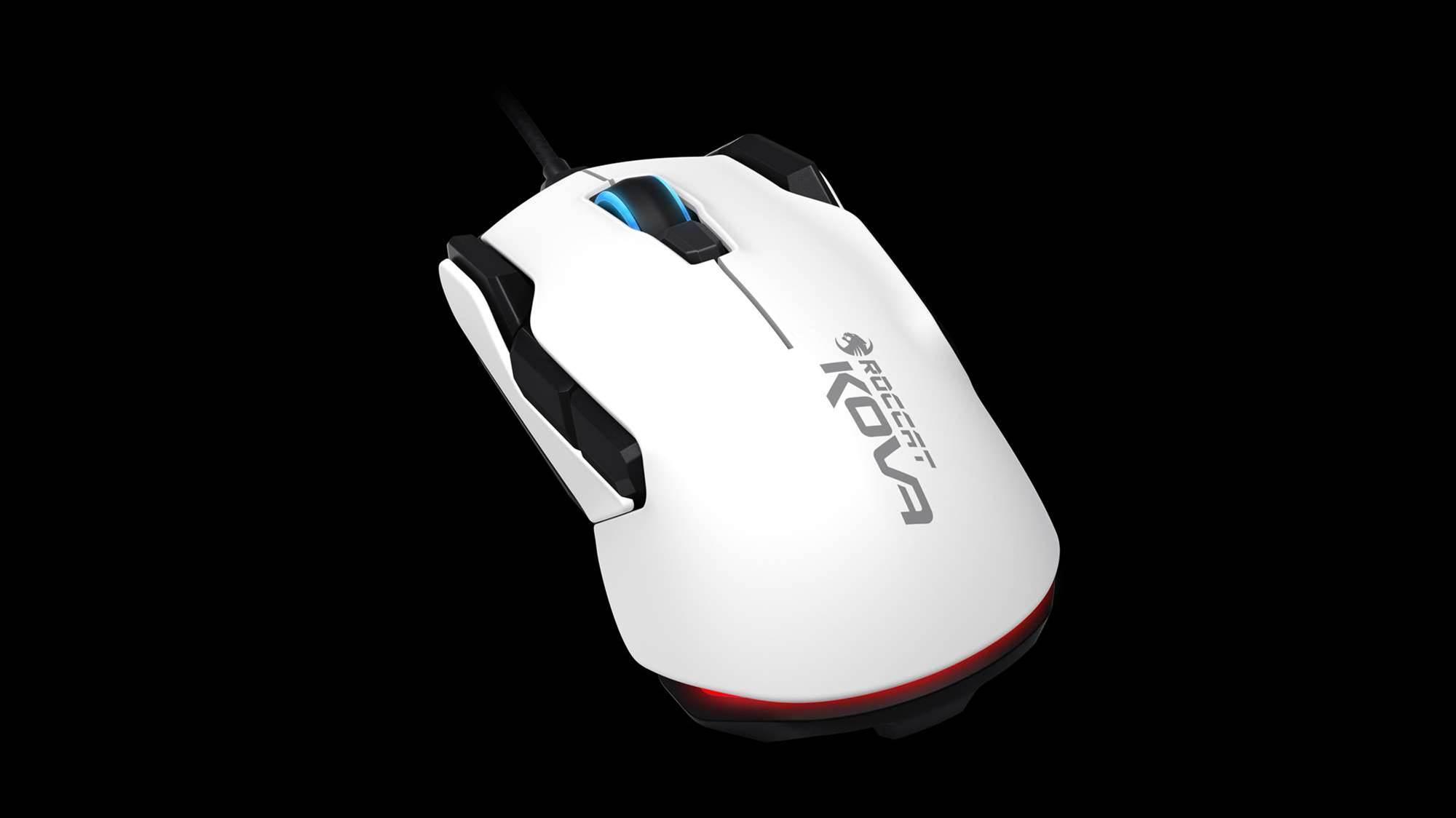 Roccat's new Kova mouse revealed