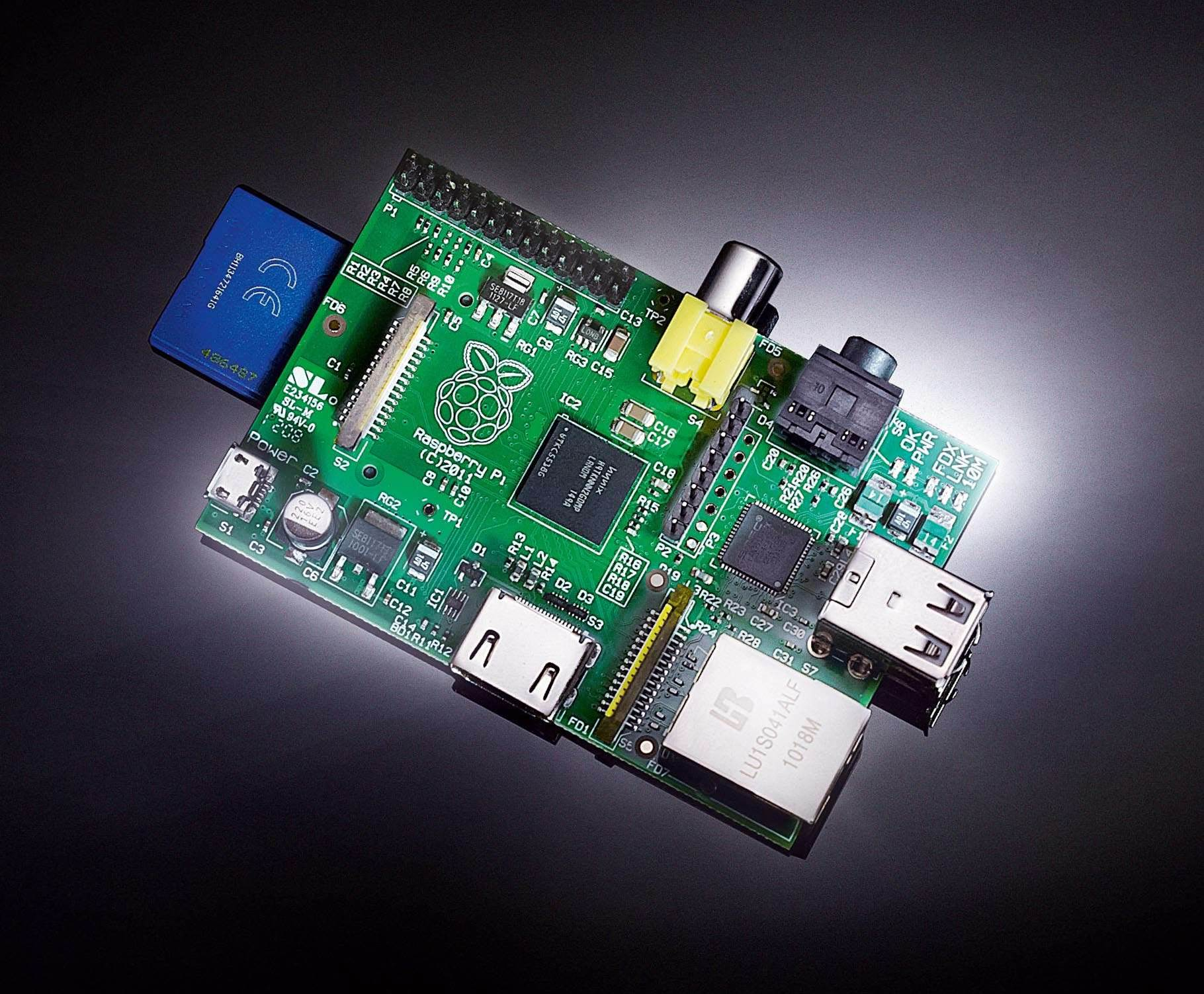 Review: Raspberry Pi (Model B)