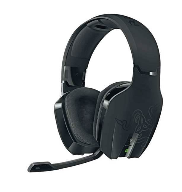 Razer Chimaera wireless headset