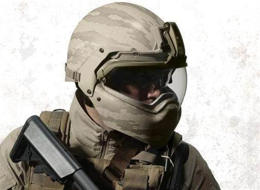 US Army reveals Android-powered Iron Man helmets