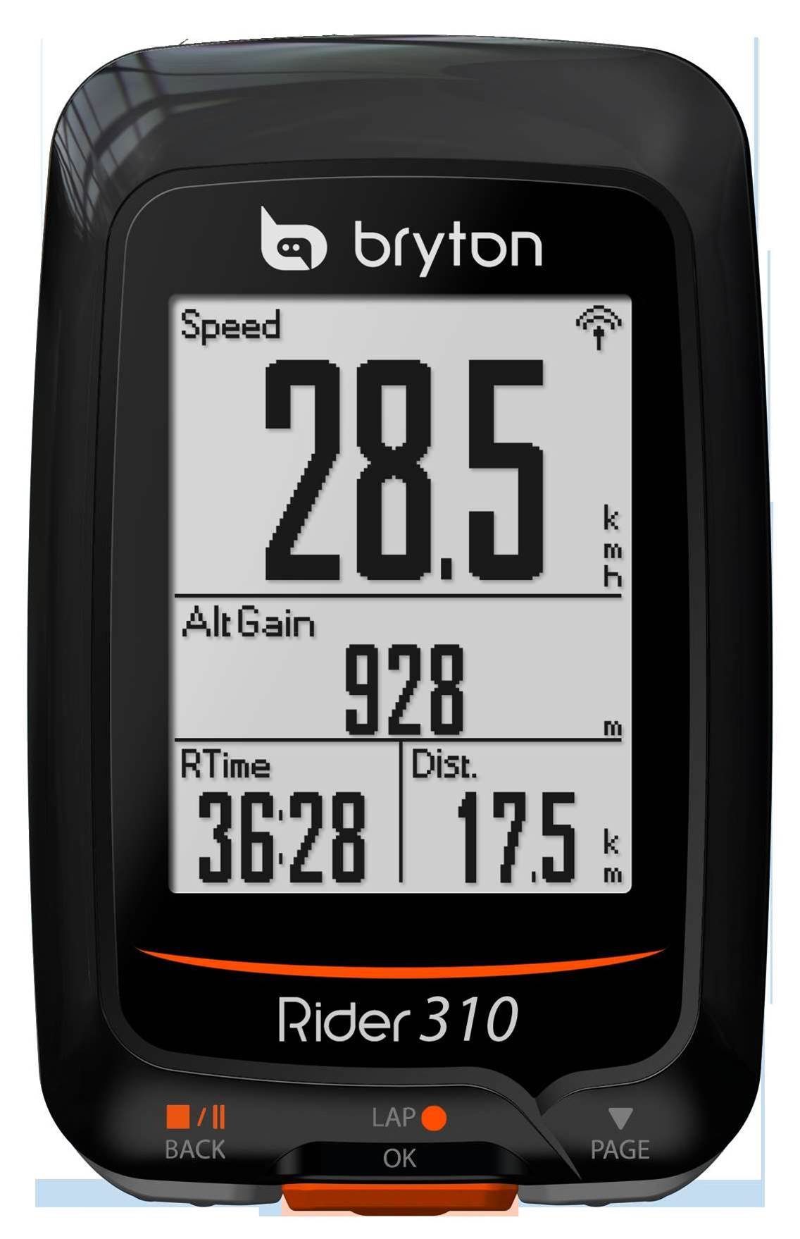 TESTED: Bryton Rider 100 and 310