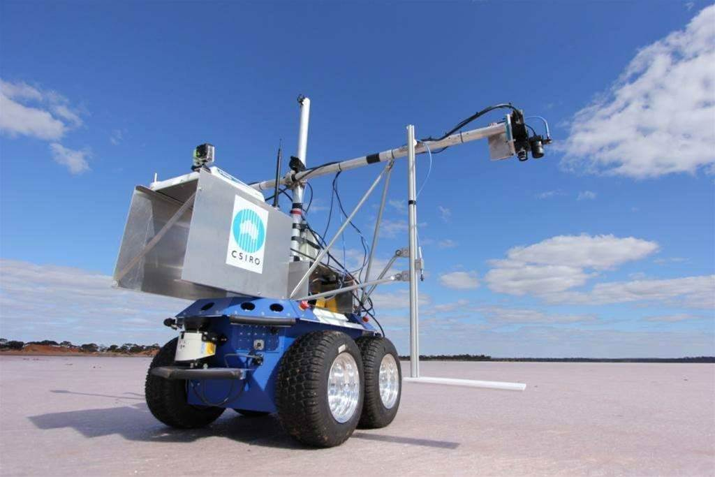 CSIRO looks to robots to transform satellite accuracy