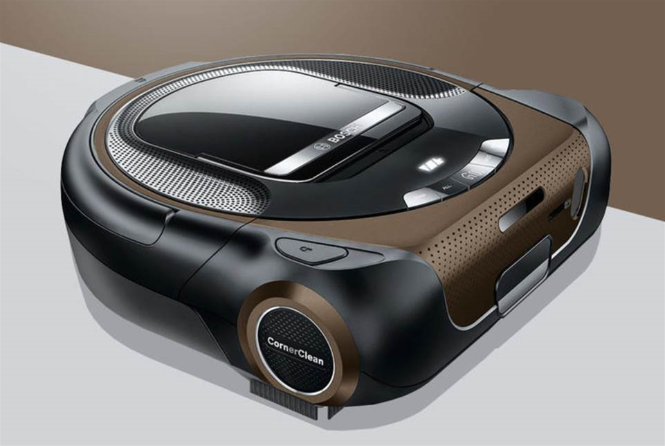 Roxxter is the robo vacuum that busts dust like an absolute Bosch